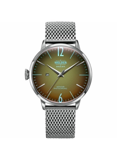 Welder Watch Saat Gri